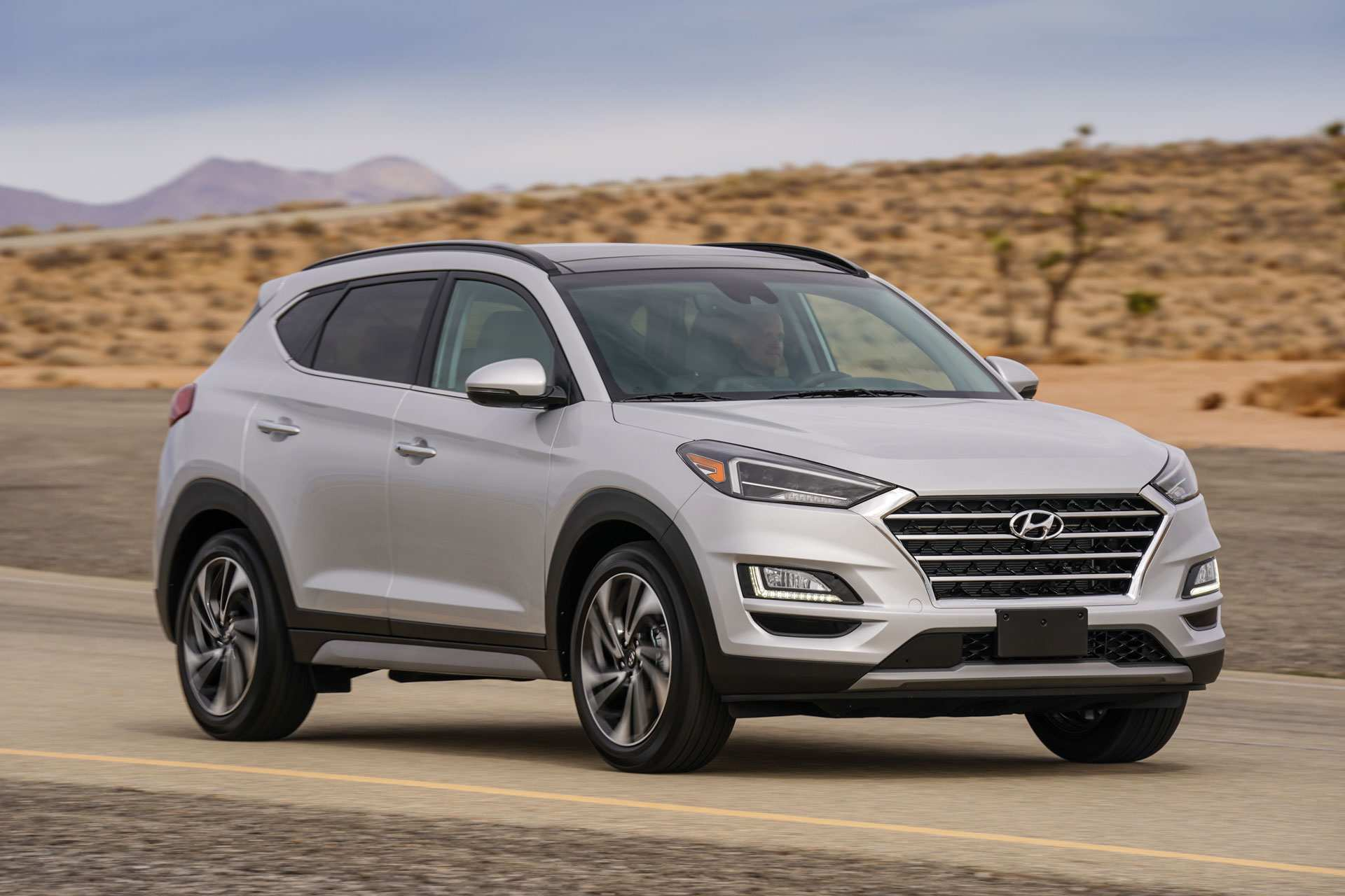61 The Best 2019 Hyundai Tucson Performance And New Engine
