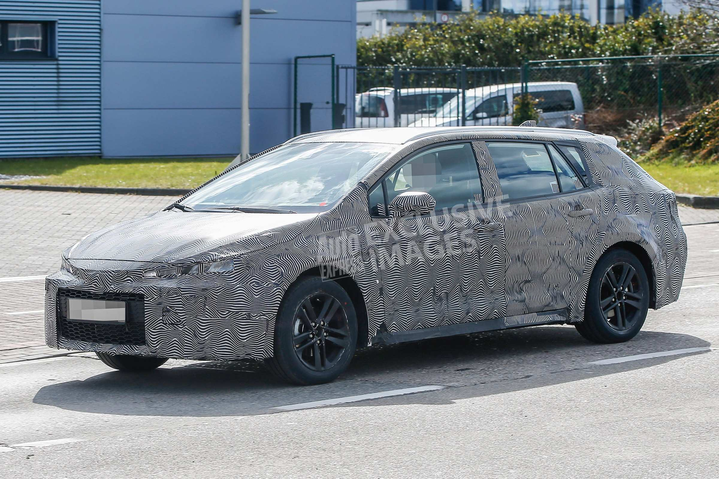 61 The Best 2019 New Toyota Avensis Spy Shots Model