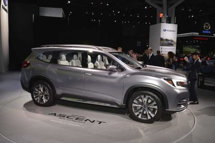 61 The Best 2019 Subaru Tribeca Rumors