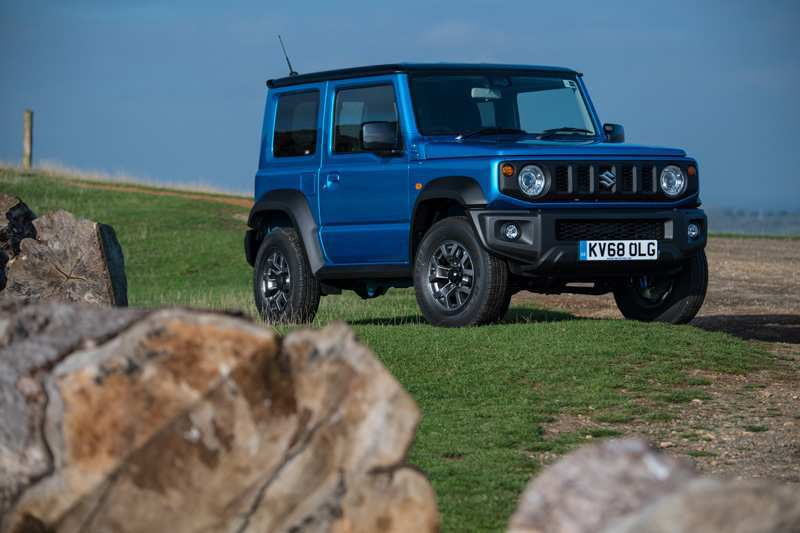61 The Best 2019 Suzuki Jimny Concept And Review