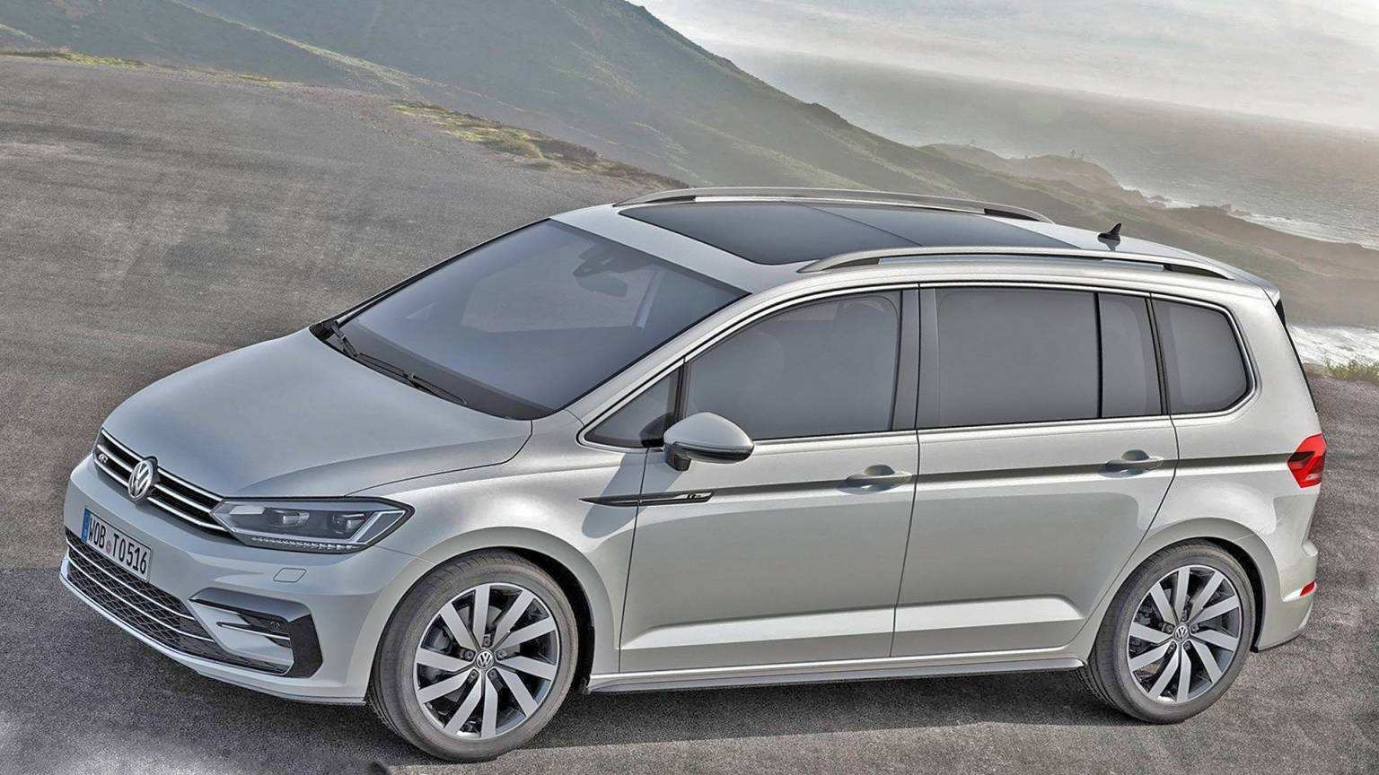 61 The Best 2019 Volkswagen Sharan Redesign And Review