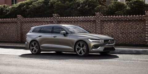 61 The Best 2019 Volvo V90 Picture