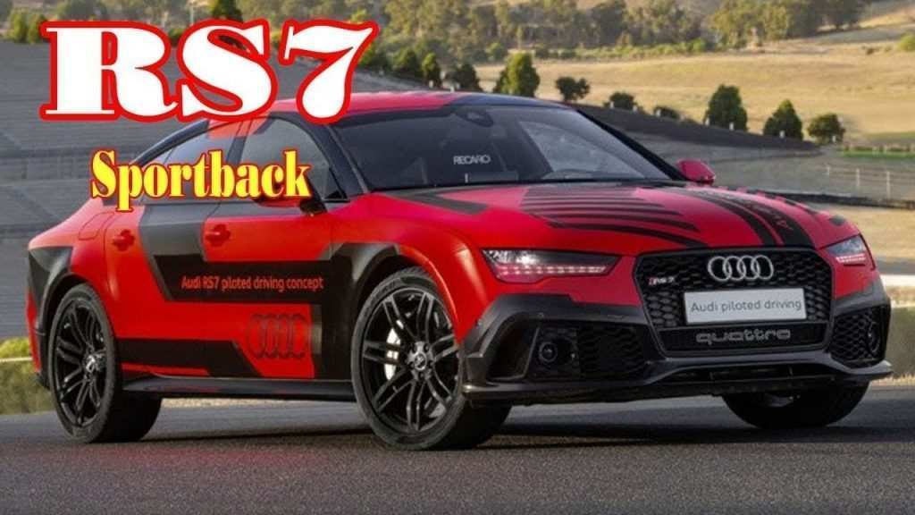 61 The Best 2020 Audi Rs7 Engine