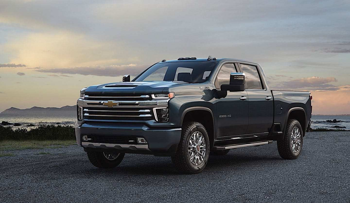 61 The Best 2020 Chevy Silverado 1500 Review And Release Date