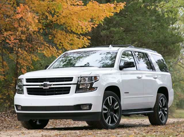 61 The Best 2020 Chevy Tahoe Ltz History