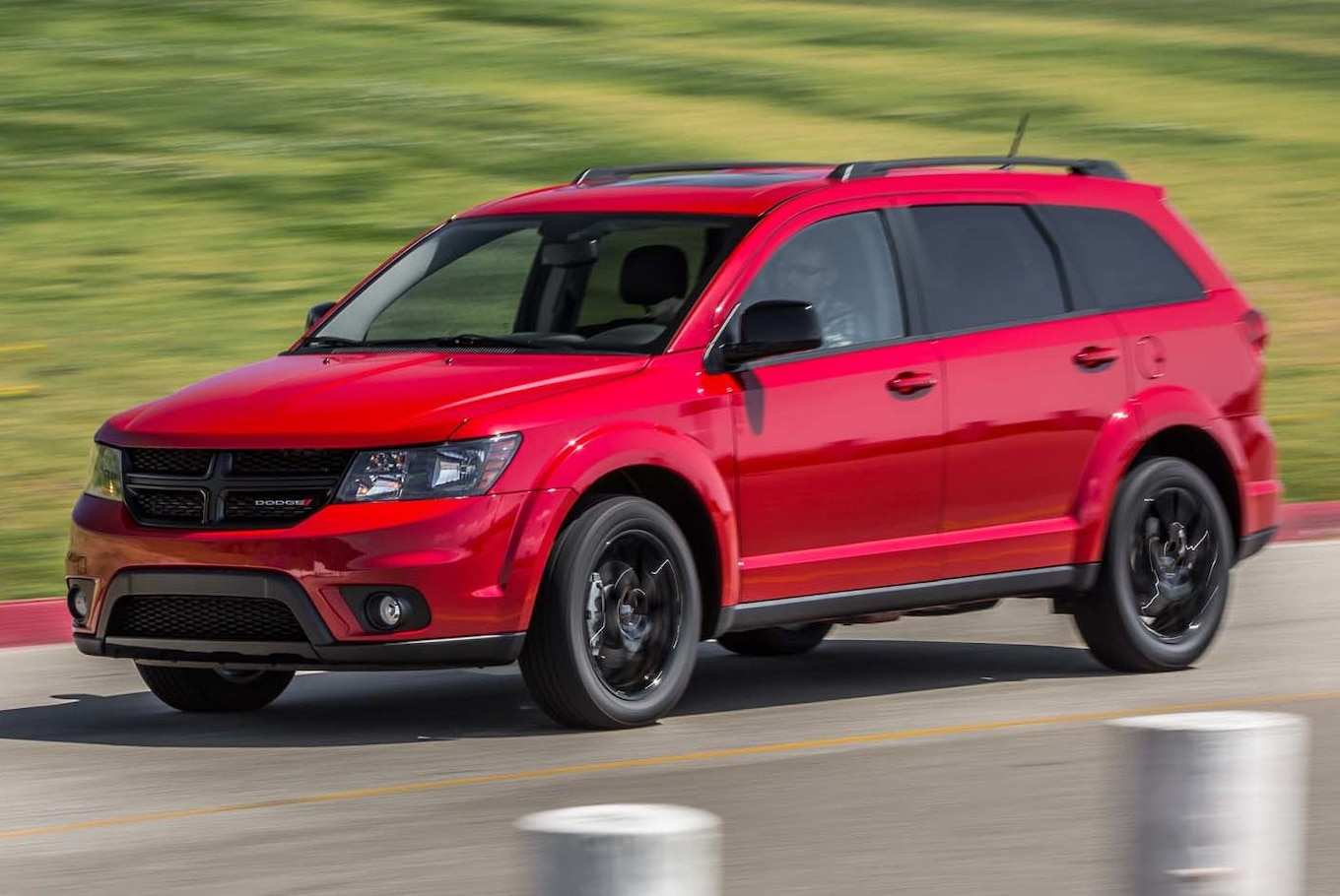 61 The Best 2020 Dodge Journey Gt Review And Release Date