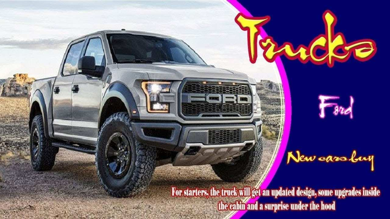 61 The Best 2020 Ford Atlas Exterior