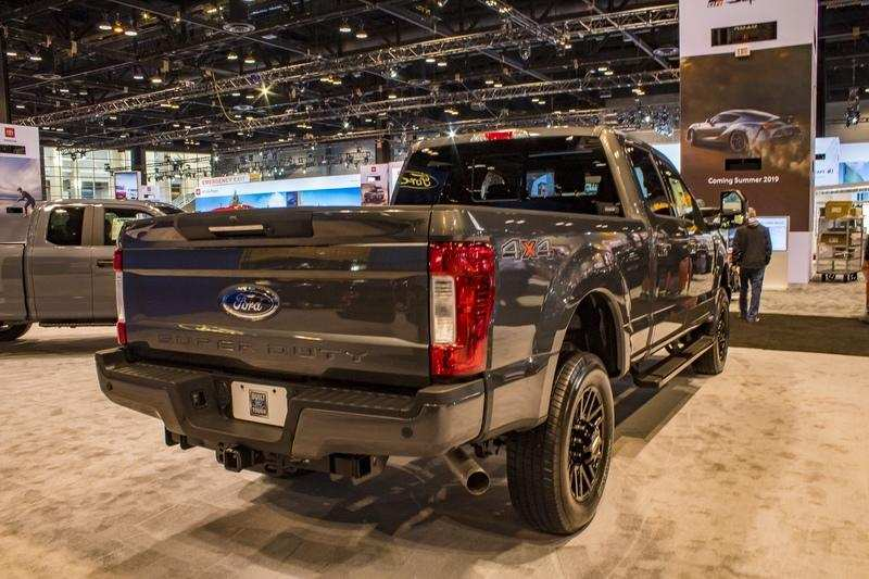 61 The Best 2020 Ford F350 Super Duty Concept And Review