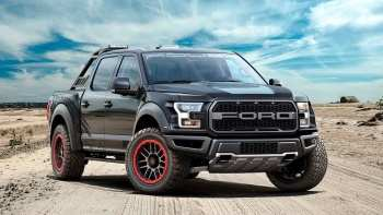 61 The Best 2020 Ford Raptor Exterior
