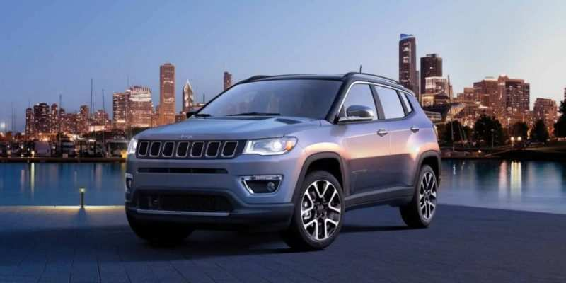61 The Best 2020 Jeep Compass Price