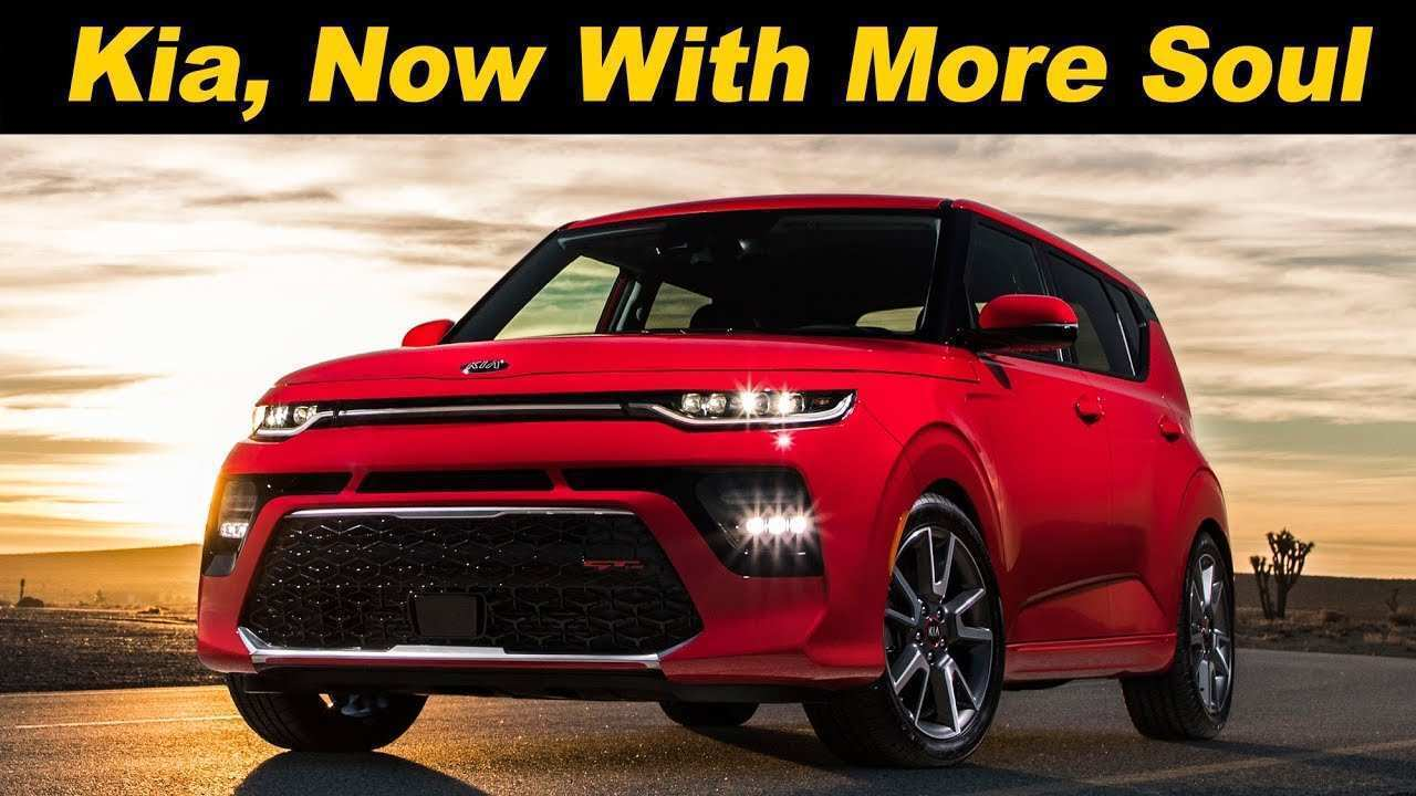 61 The Best 2020 Kia Soul Awd Engine