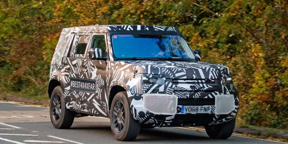 61 The Best 2020 Land Rover LR4 Price and Release date