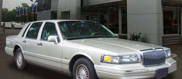 61 The Best 2020 Lincoln Town Car First Drive