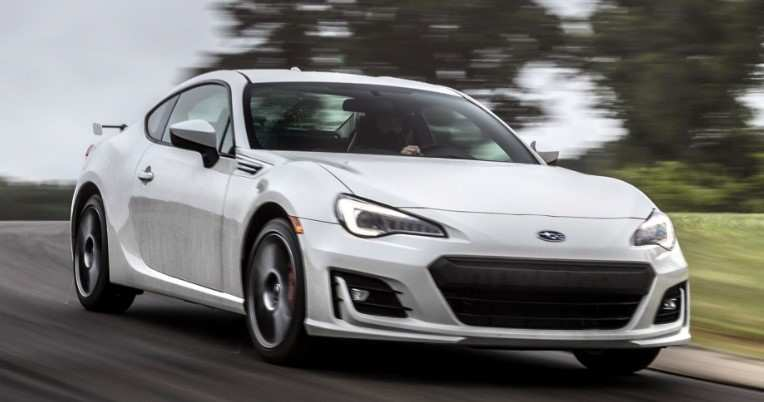61 The Best 2020 Subaru BRZ Performance and New Engine