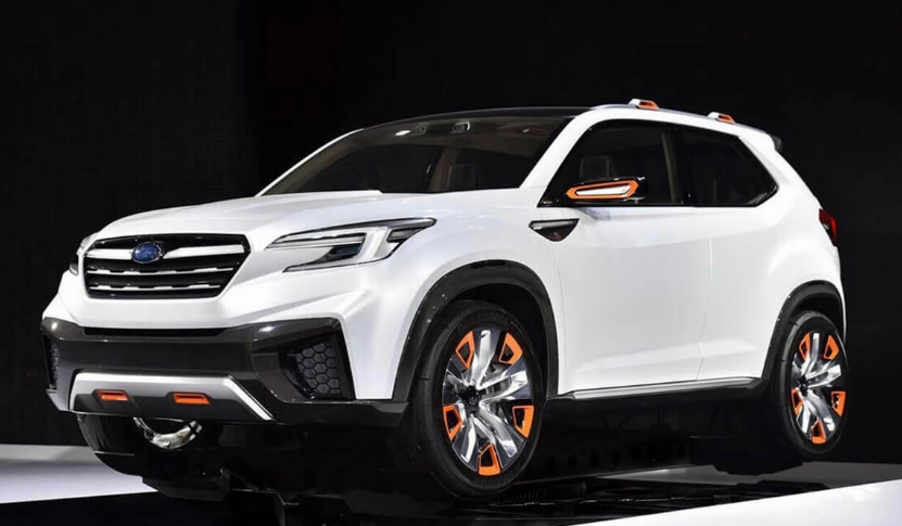 61 The Best 2020 Subaru Tribeca Pictures
