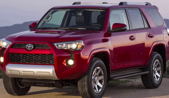61 The Best 2020 Toyota 4Runner Rumors