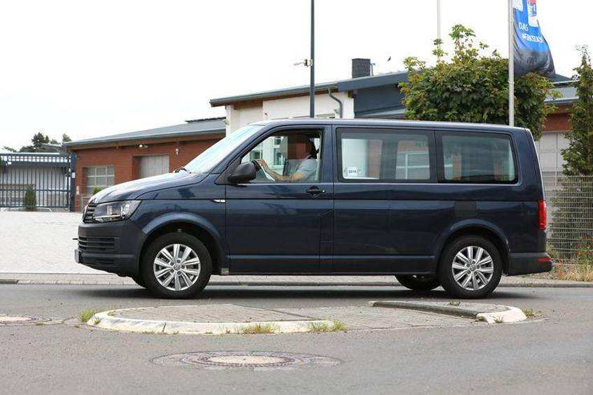 61 The Best 2020 VW Transporter Review And Release Date