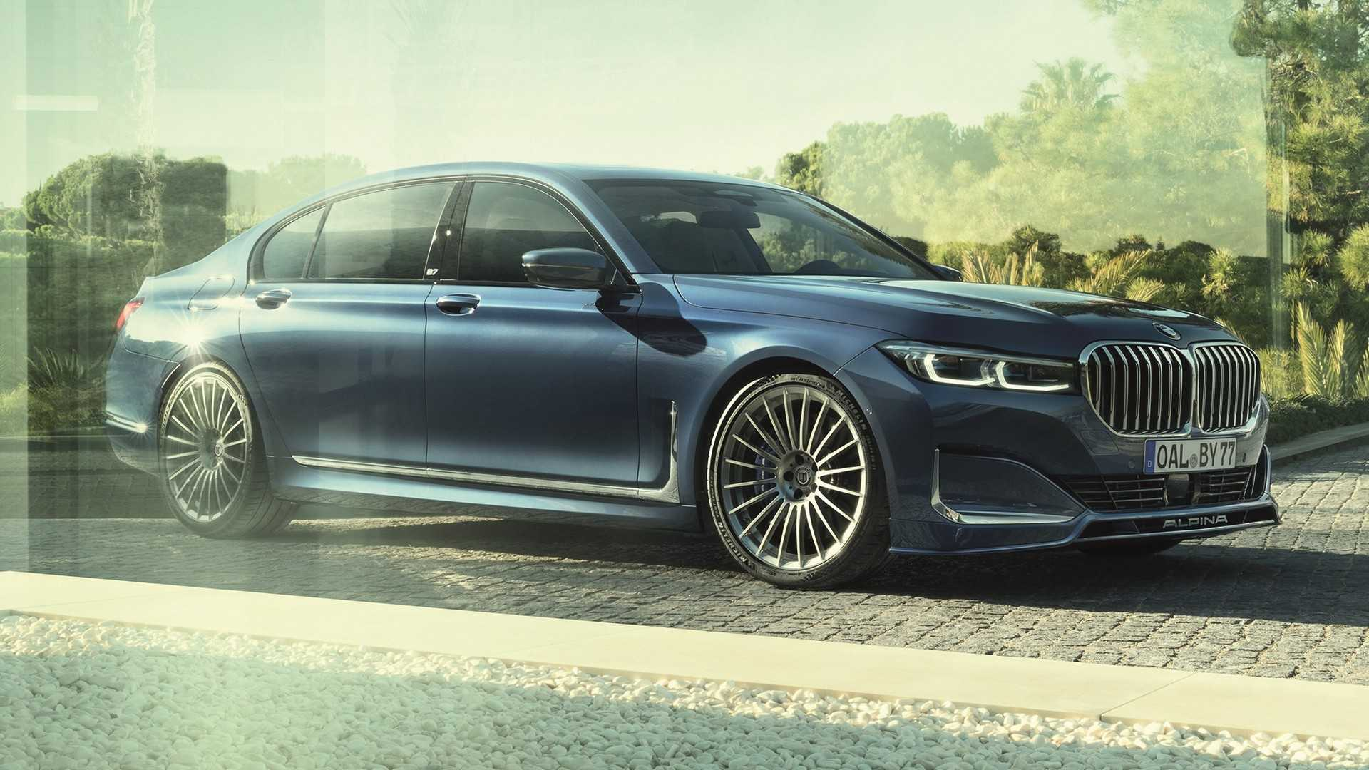 61 The Best BMW B7 Alpina 2020 Ratings