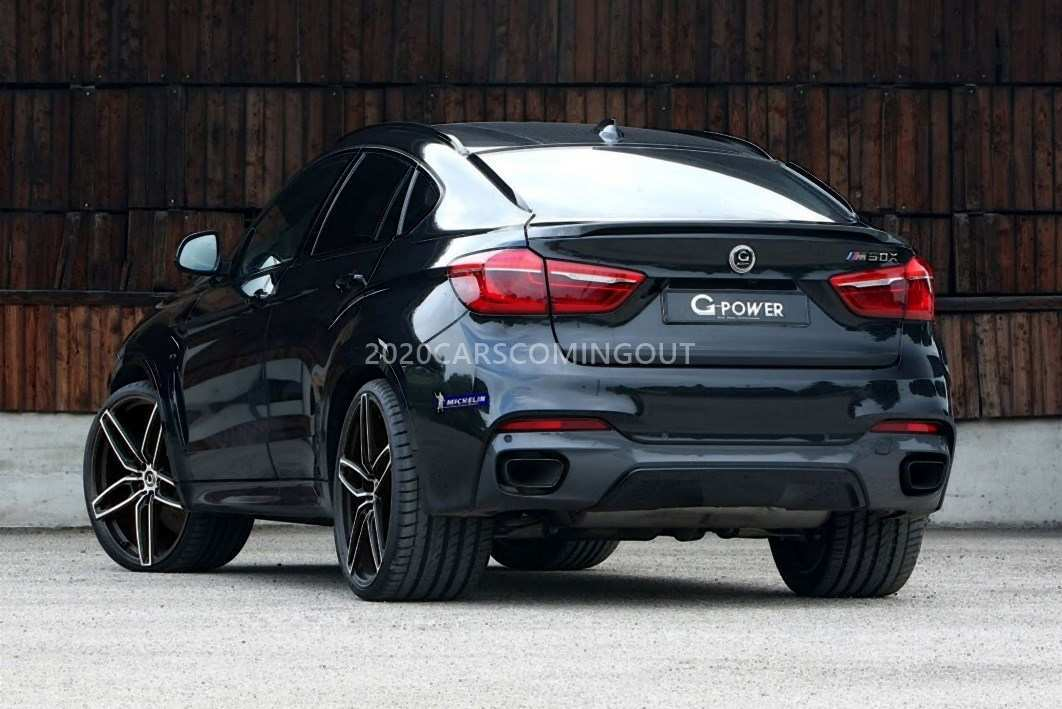 61 The Best BMW X6 2020 Release Date Redesign And Review