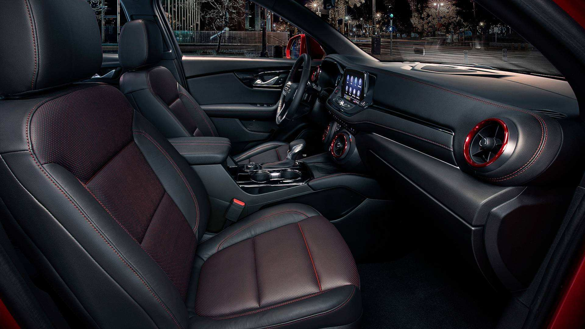 61 The Best Chevrolet Blazer 2020 Interior Price And Review