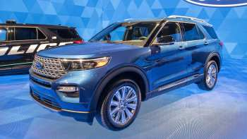 61 The Best Ford Hybrid Explorer 2020 Exterior And Interior