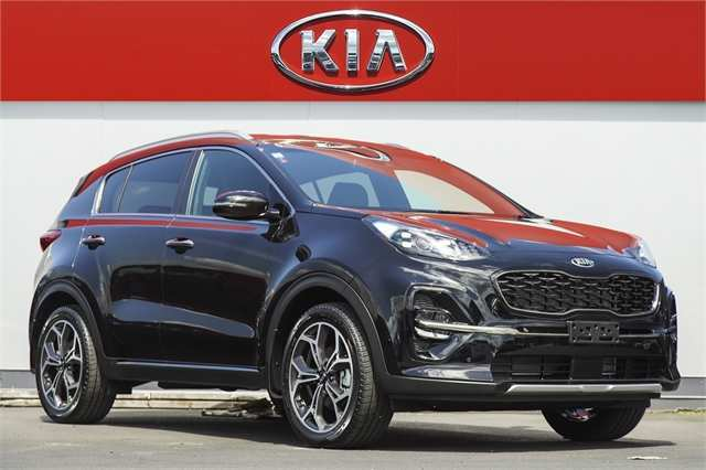 61 The Best Kia Sportage Gt Line 2019 Wallpaper