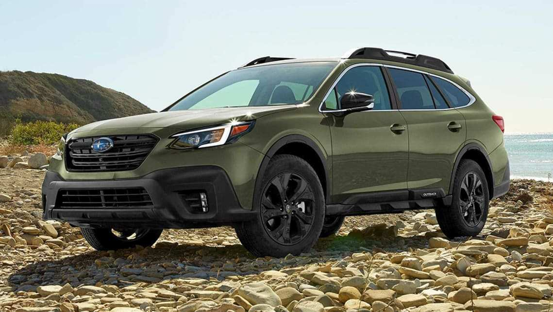 61 The Best New Generation 2020 Subaru Outback Speed Test