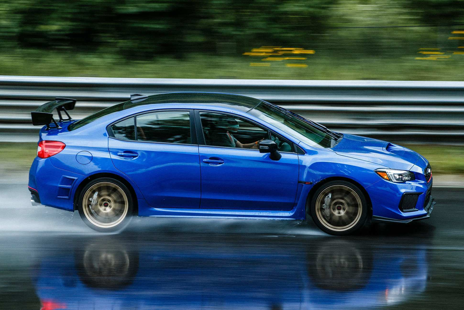61 The Best Subaru Impreza Sti 2019 Spy Shoot