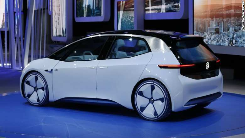 61 The Best Volkswagen 2019 Electric New Review
