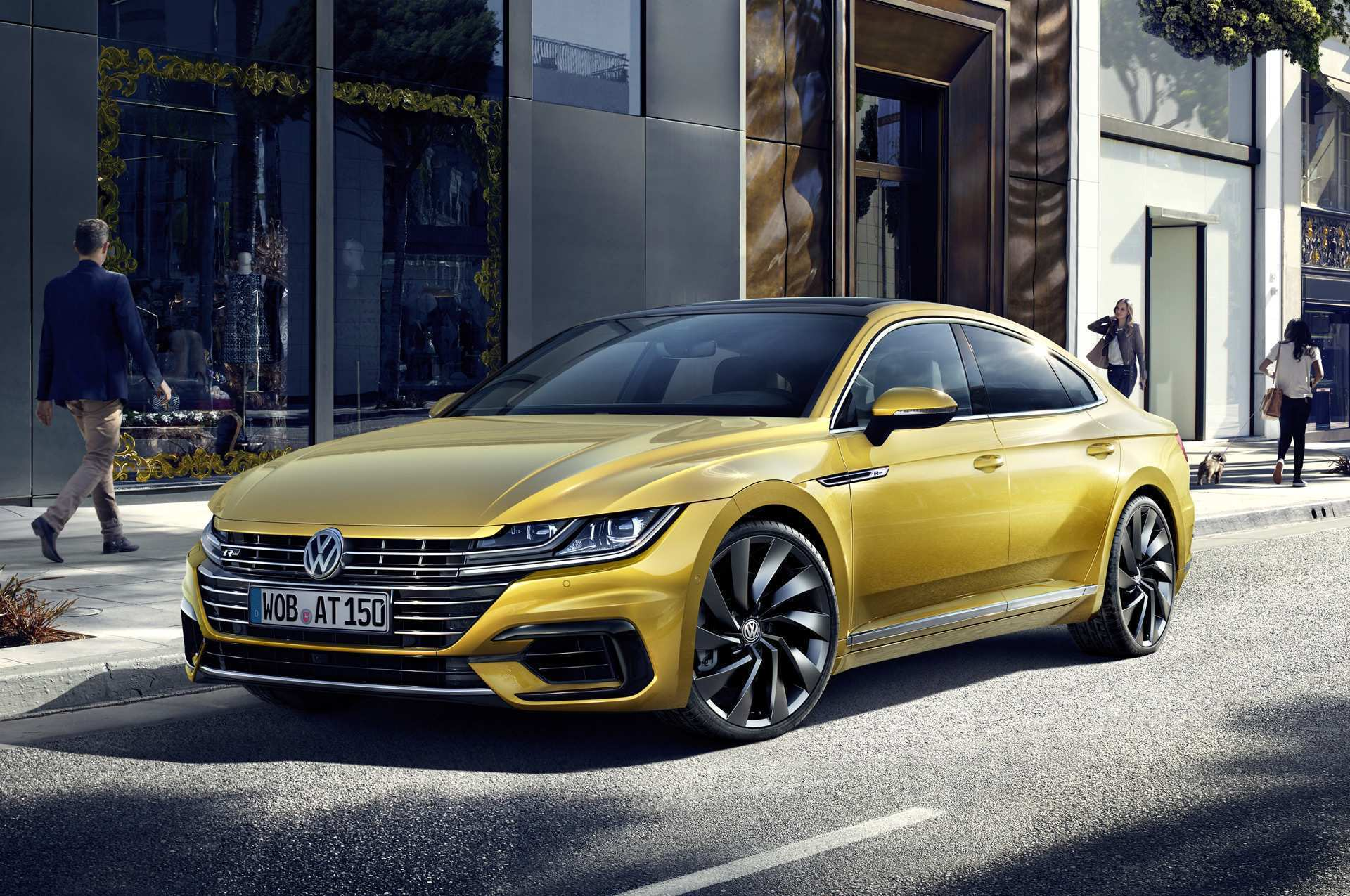 61 The Best Volkswagen Arteon 2020 Performance