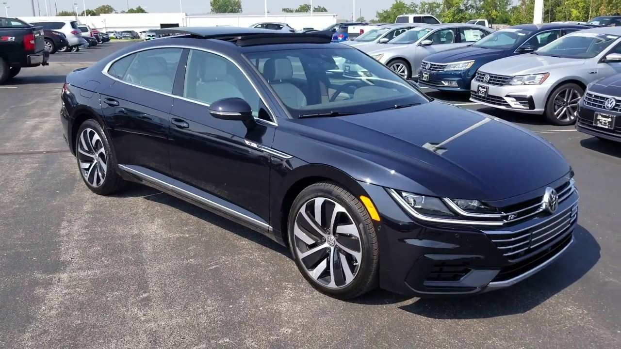 61 The Best Volkswagen Arteon 2020 Picture