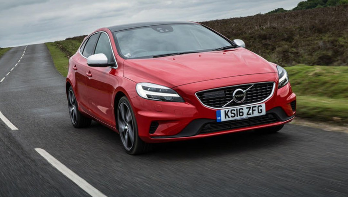61 The Best Volvo V40 2020 Release Date Engine