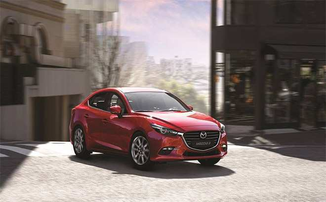 61 The Best Xe Mazda 3 2019 Redesign And Concept