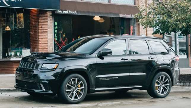 61 The Jeep Grand Cherokee 2020 Concept New Review