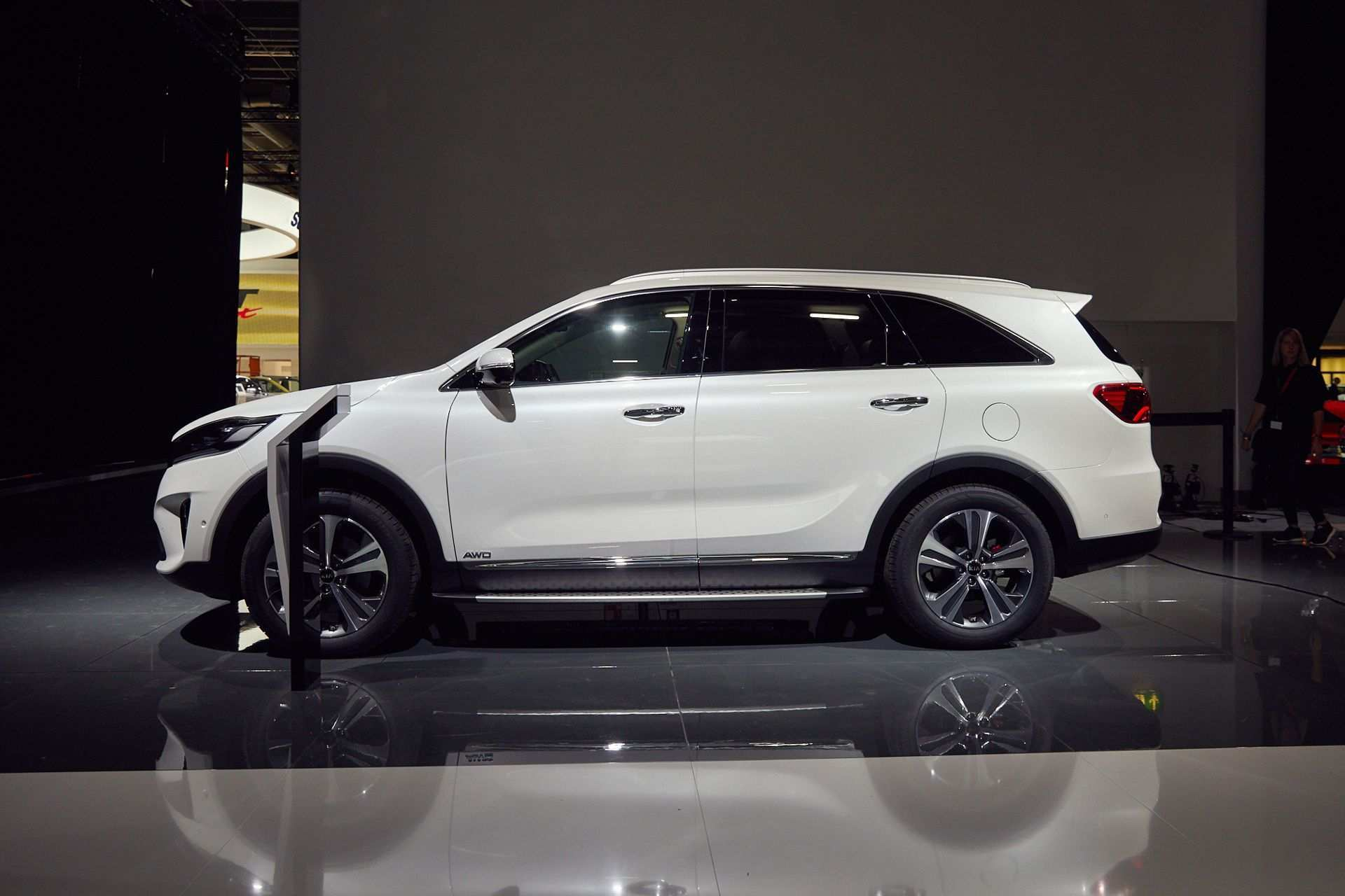 61 The Kia Sorento 2019 White Pictures