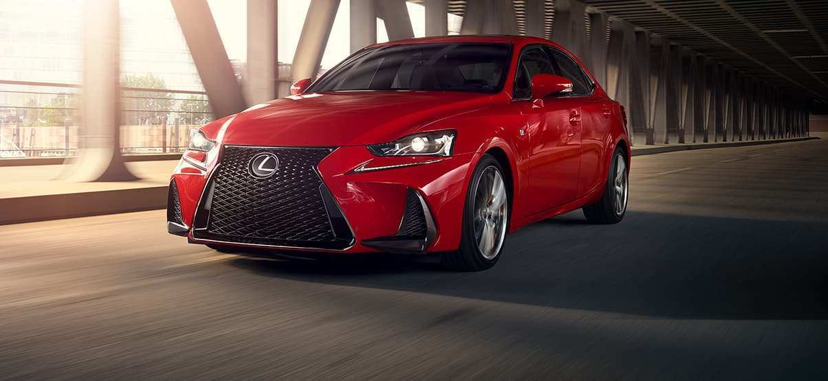 61 The Lexus 2019 F Sport Model