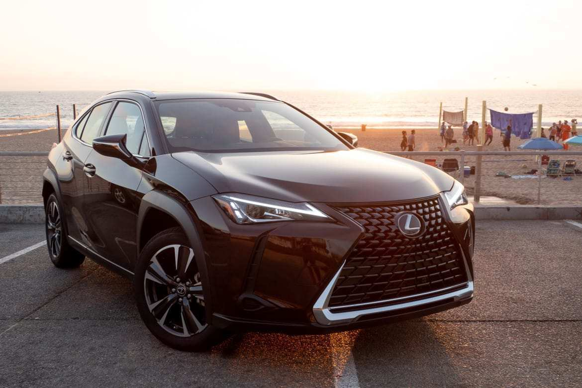 61 The Lexus 2019 Ux New Model And Performance