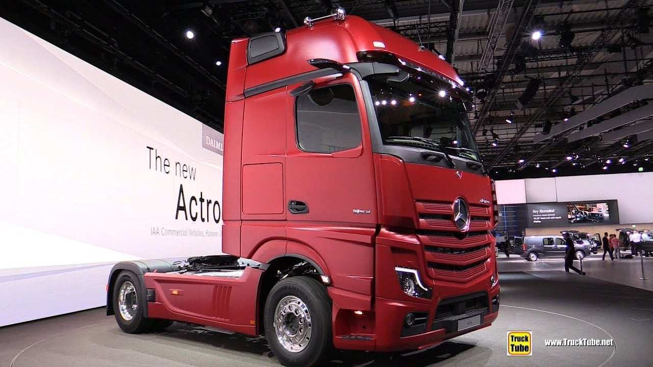 61 The Mercedes Truck 2019 Review And Release Date
