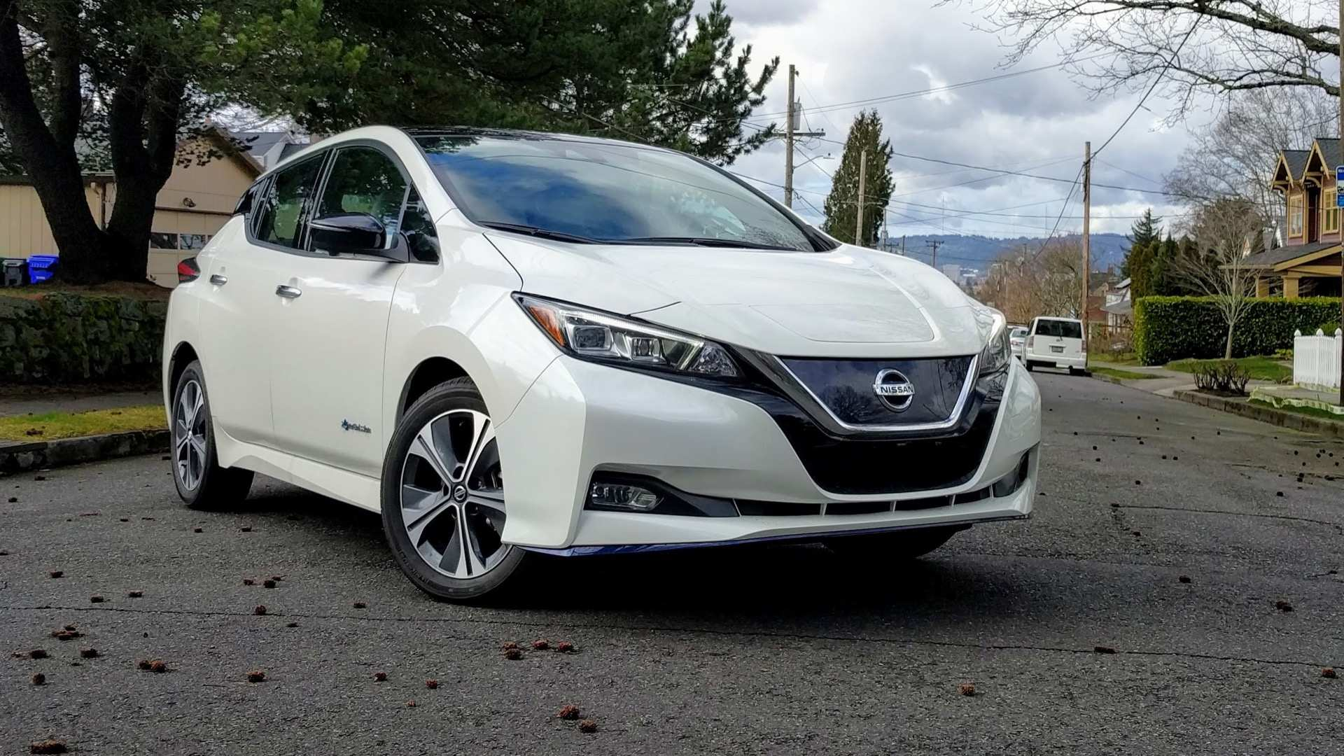 61 The Nissan Electric 2019 Specs