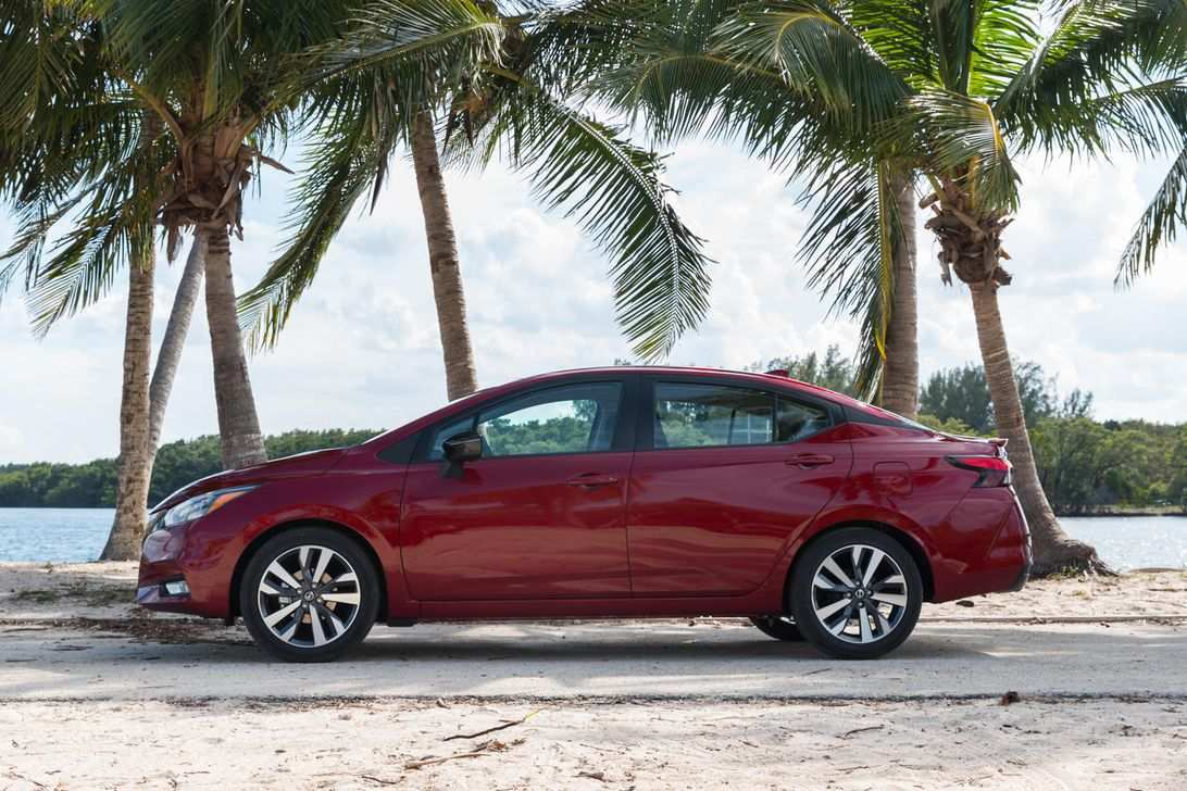 61 The Nissan Versa 2020 New Review