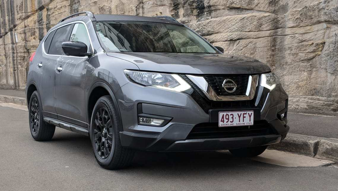61 The Nissan X Trail 2019 Review Images