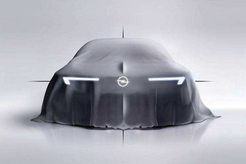 61 The Opel Design 2020 Picture