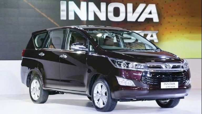 61 The Toyota Innova 2019 Philippines Rumors