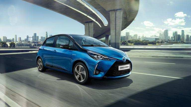 61 The Toyota Yaris 2019 Europe Ratings