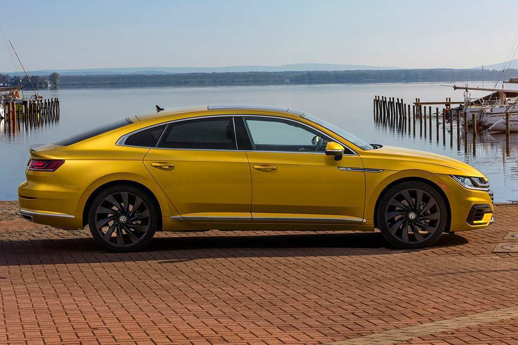 61 The Vw 2019 Arteon Overview
