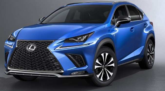 61 The When Will The 2020 Lexus Rx Be Released New Concept