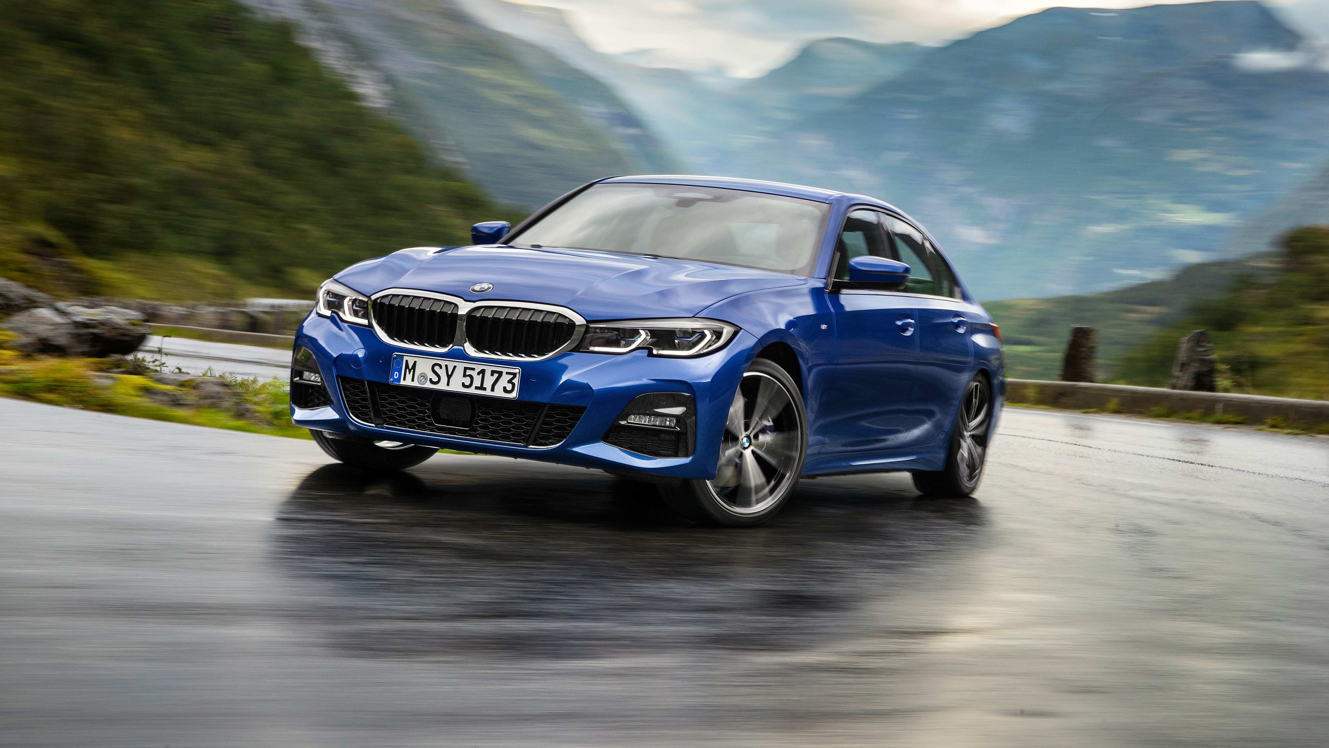 62 A 2019 BMW 3 Series Configurations