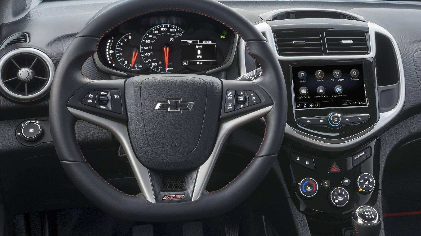 62 A 2019 Chevy Sonic Research New