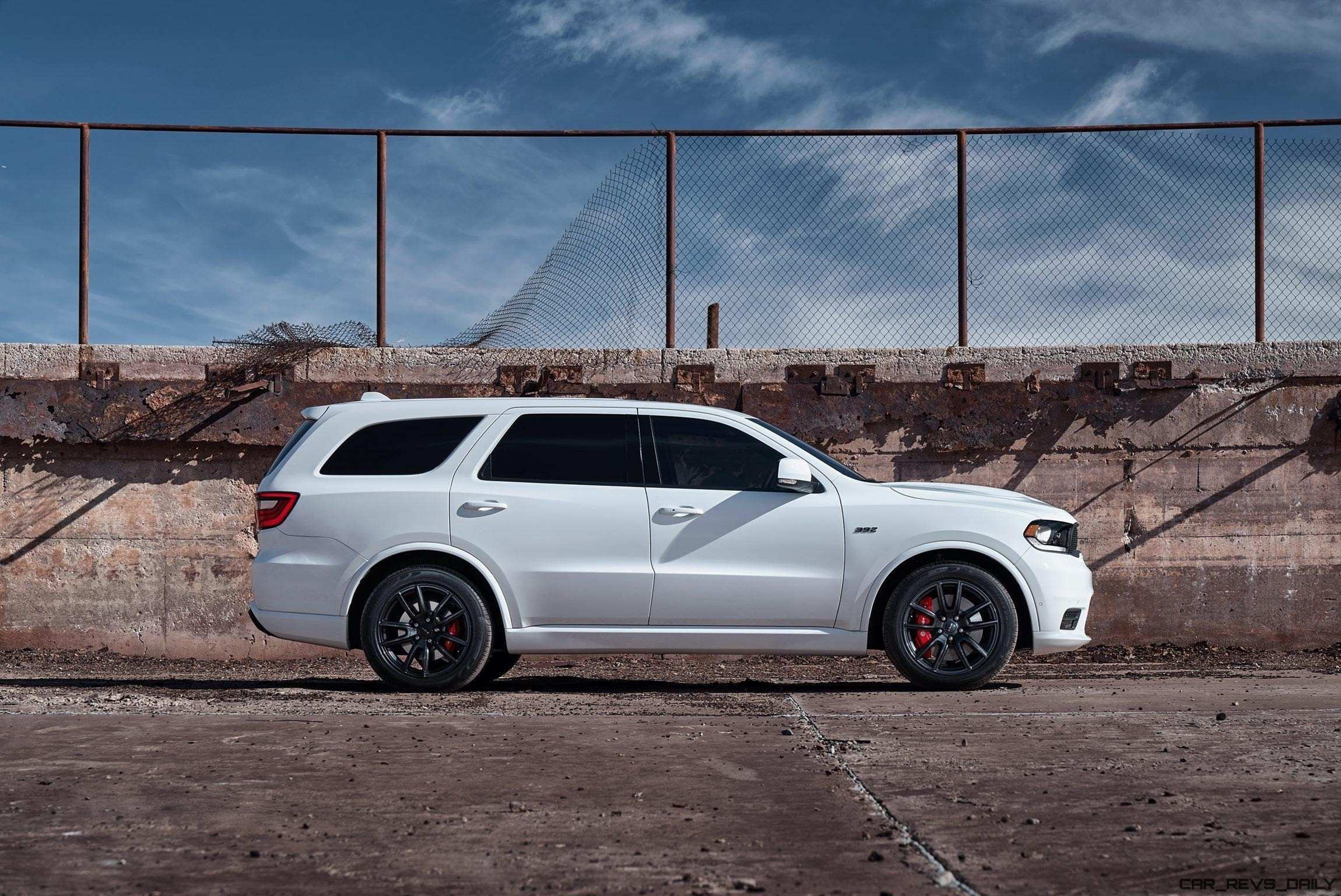62 A 2019 Dodge Durango Diesel Srt8 Picture