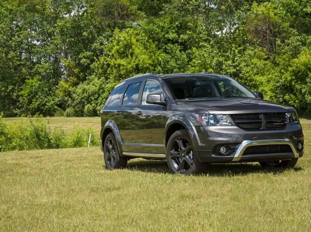 62 A 2019 Dodge Journey History